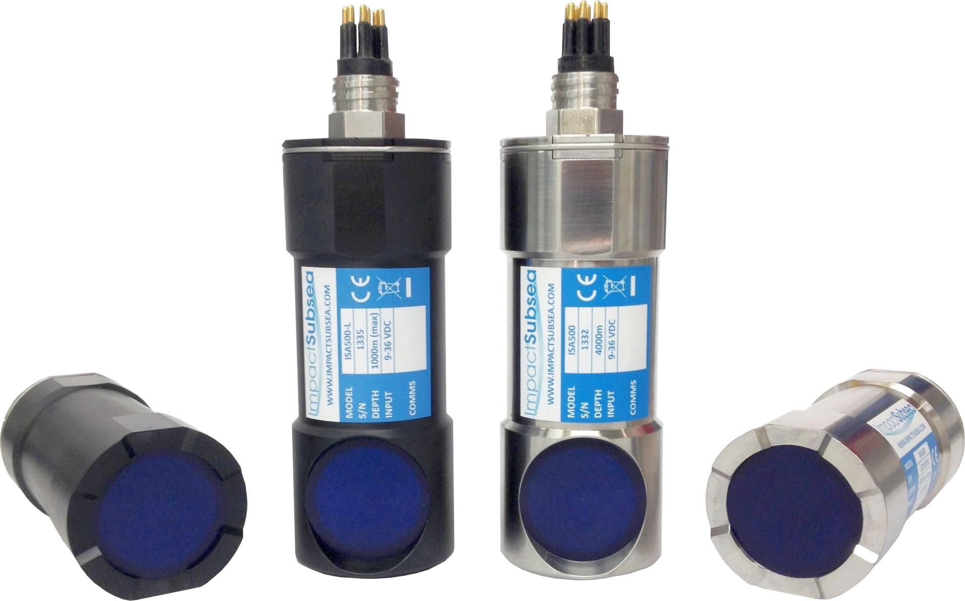 ISA500 ROV & AUV Altimeter