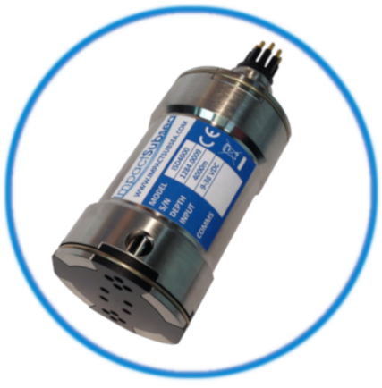 Depth Sensors with optional integrated AHRS