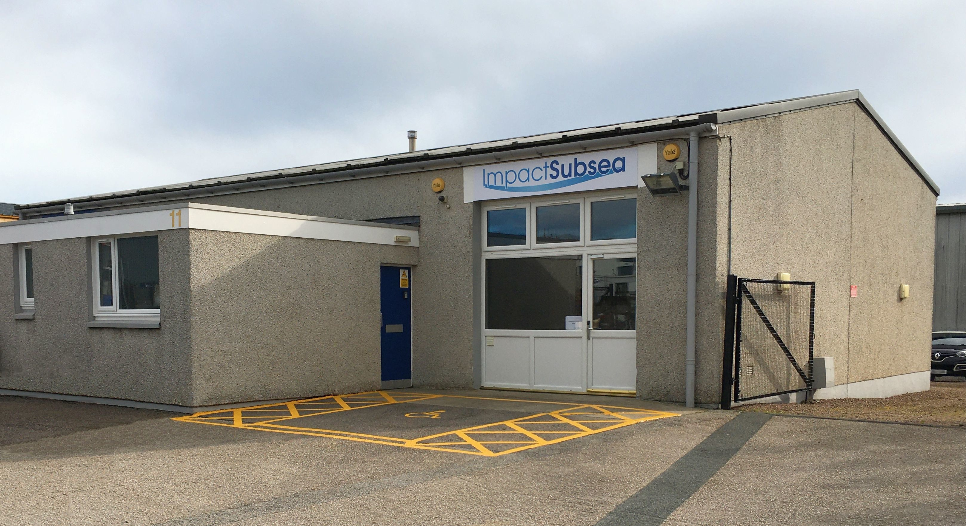 Impact Subsea New Office