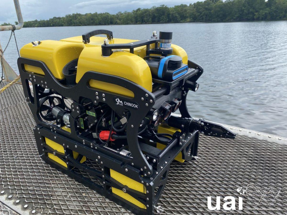 UAI ROV Lake Website