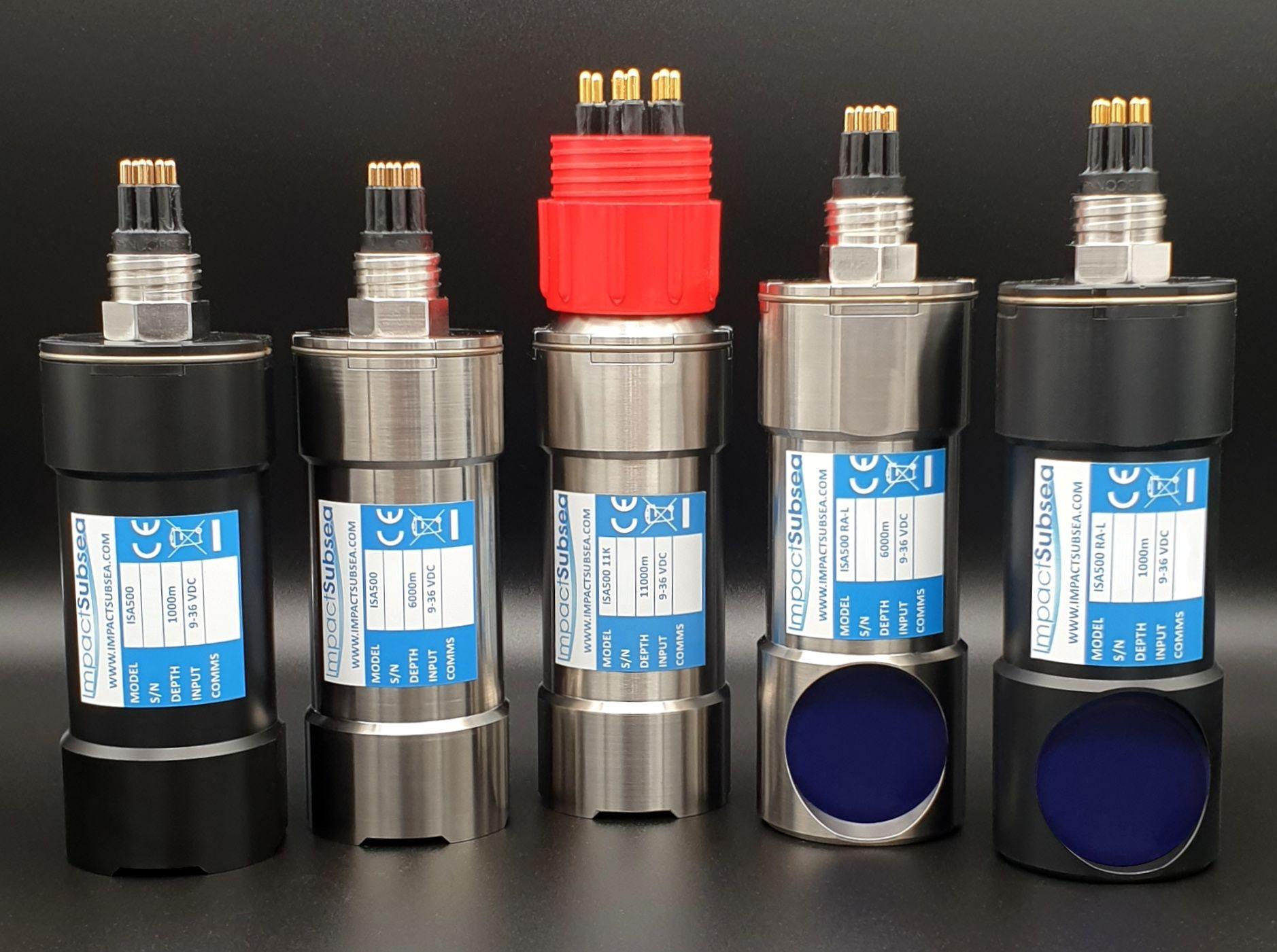 ISA500 Range of Altimeters